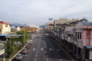 Seremban crossroads