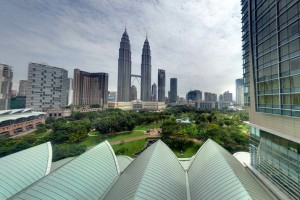 KLCC. Photo: rmlowe, Creative Commons Attribution License.