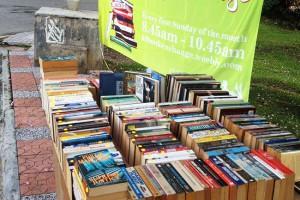 Subang Jaya KL Book Exchange