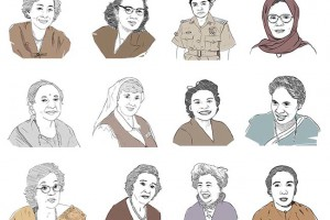 The Women Who Made Malaysia