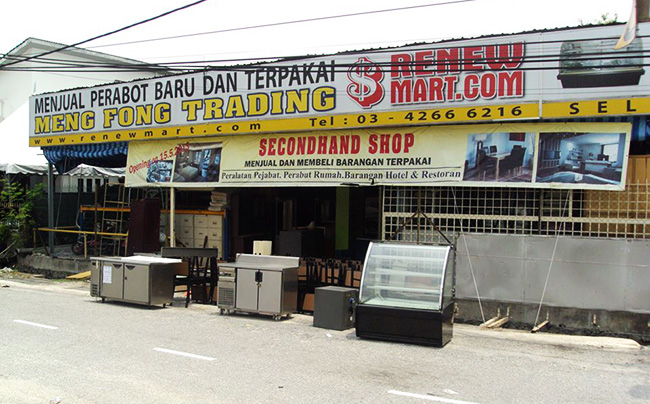 Junk Store Hunting In Kl And Pj Poskod Malaysia