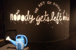 Nobody Gets Left Behind, an exhibition at artACT. Photo courtesy of MAP.