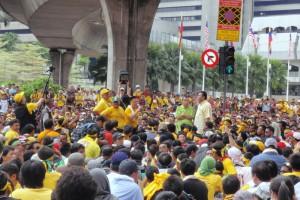 bersih rally