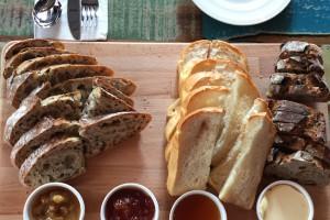 Huckleberry-Bread