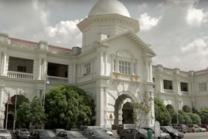 Ipoh's train station is one of the historical gems of the city.