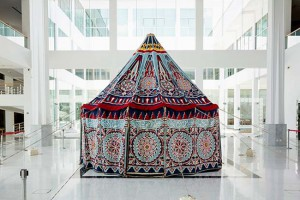Egyptian-Ceremonial-Tent